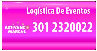 logistica para eventos