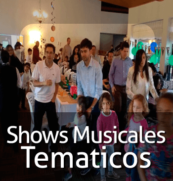 Planes Show Musicales
