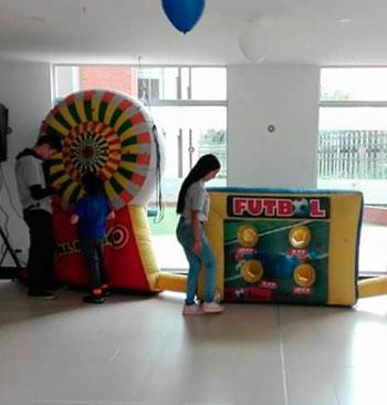Ferias Y Match Fiestas Infantiles Eventos Empresariales